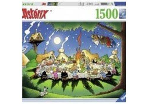 Ravensburger Le banquet (1500 pc Puzzle)