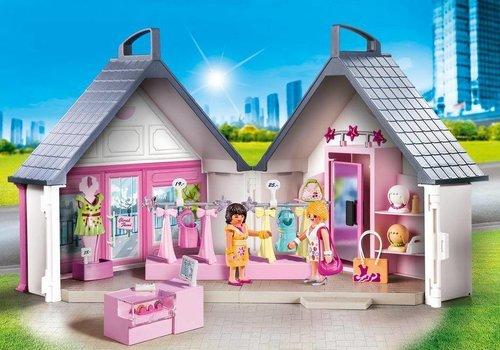 Playmobil Boutique de mode transportable*