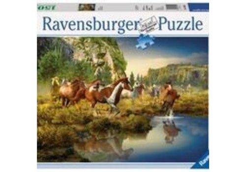 Ravensburger Chevaux sauvages
