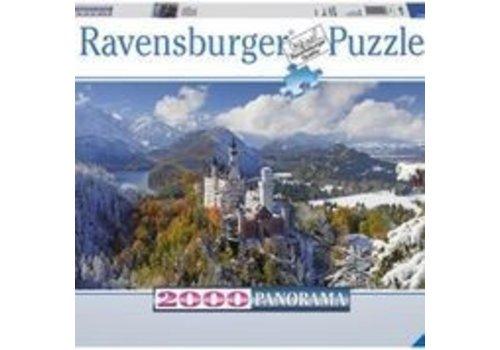 Ravensburger Chateau de Neuschwanstein