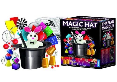 Chapeau magique avec double fond
