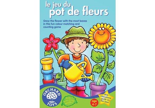 Orchard Toys Le jeu du pot a fleurs