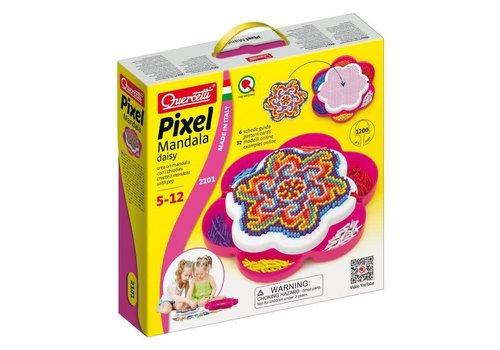 Quercetti Pixel Mandala Daisy (multilingue)