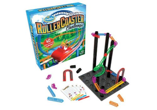 Roller coaster Challlenge