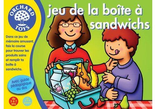 Jeu de la boîte à sandwich