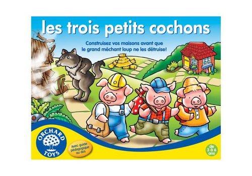Orchard Toys Les trois petits cochons