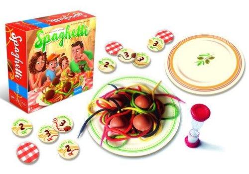 Spaghetti (bilingue)