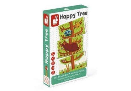 Memory Game Happy Tree