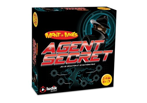 Mont-a-mots Agent Secret