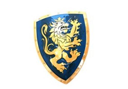 LionTouch Bouclier de Chevalier, Chevalier Noble, bleu