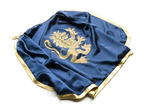 LionTouch Cape de Chevalier, Noble Chevalier, bleu