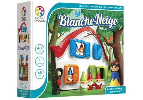 Smart Games Blanche neige Deluxe