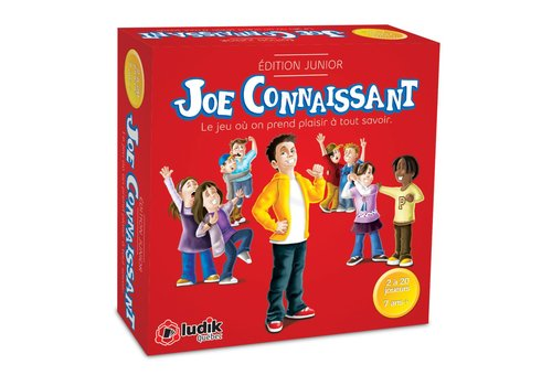 Joe Connaissant Junior