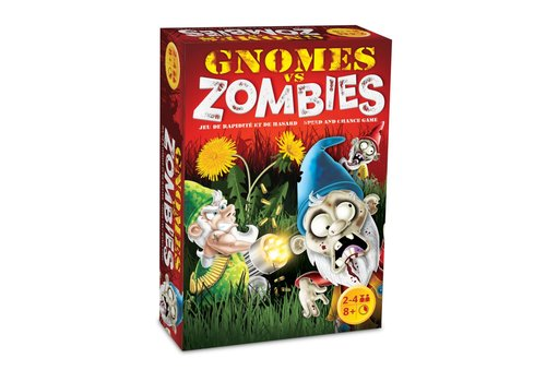 Gnomes vs Zombies