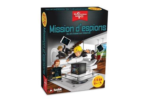 Mission d'espions