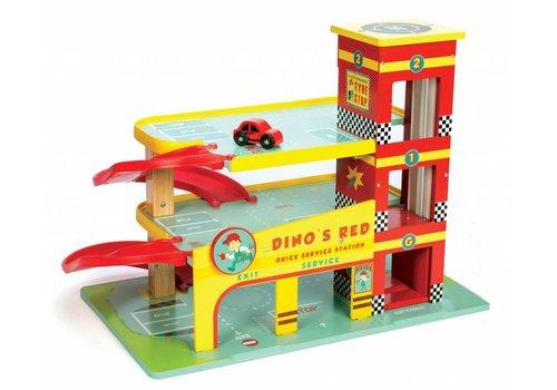 Le garage de Dino /  Dino's Garage
