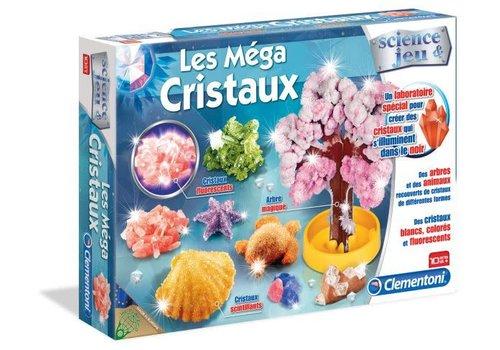 Clementoni Les megas cristaux