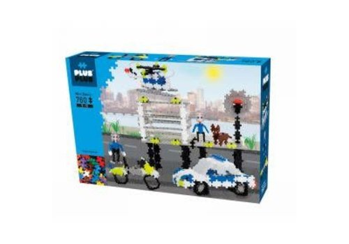 Mini Basic Police 760 pcs