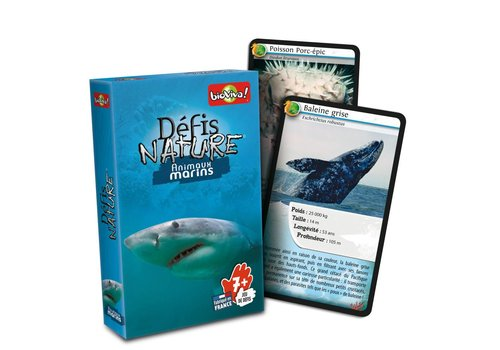 Defis Nature / Animaux marins