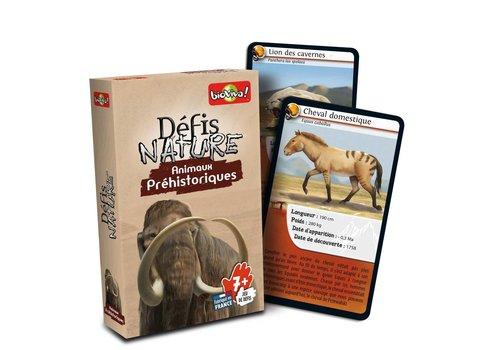 Bioviva Defis Nature / Animaux prehistoriques