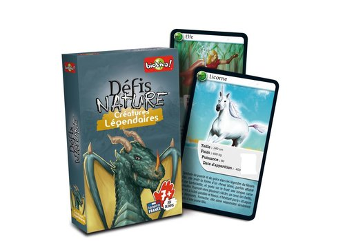 Bioviva Defis Nature / Creatures legendaires