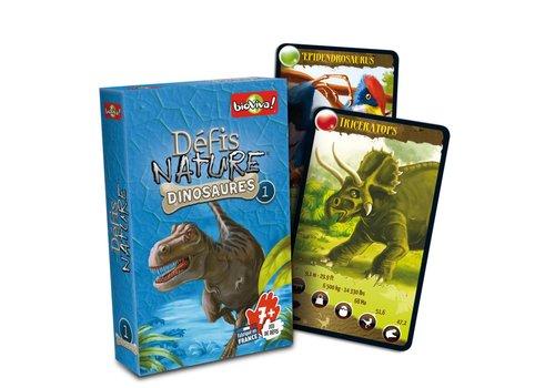 Bioviva Defis Nature / Dinosaures 1 (bleu)