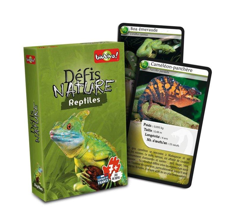 Defis Nature / Reptiles