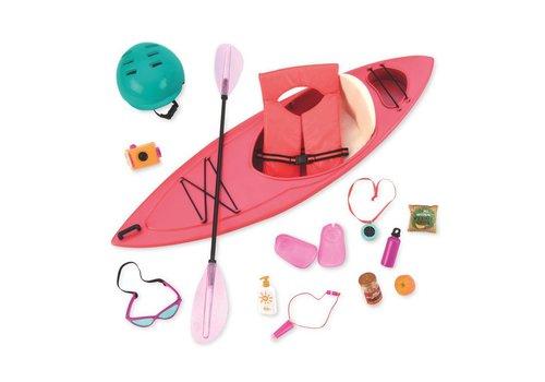 Our generation Accessoires d'aventurière en kayak