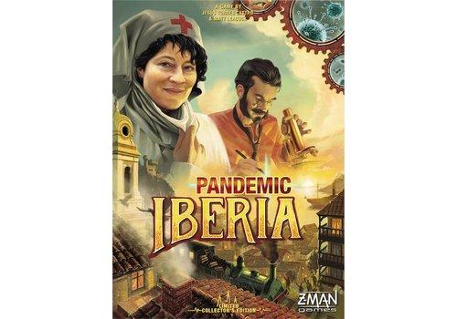 Pandémie Iberia