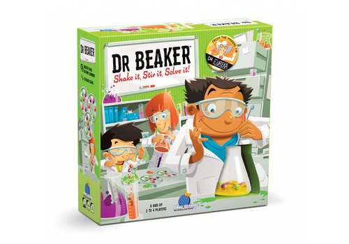 Blue Orange Dr Beaker (Multi)