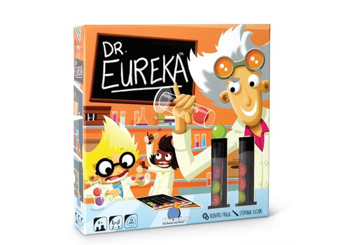 Blue Orange Dr Eureka (multilingue)