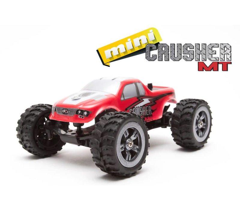 Litehawk mini crusher