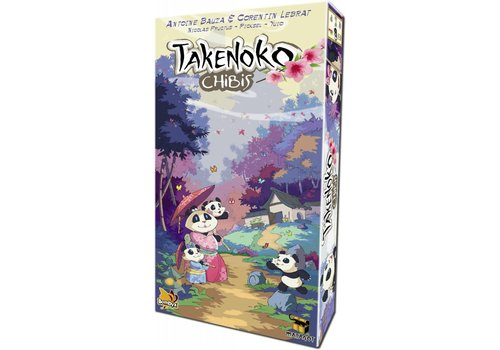 Takenoko / Chibis (multilingue) extension