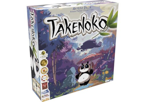 Matagot Takenoko (multilingue)