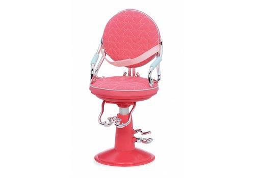 Our generation Chaise de coiffeur Sitting Pretty-coeurs