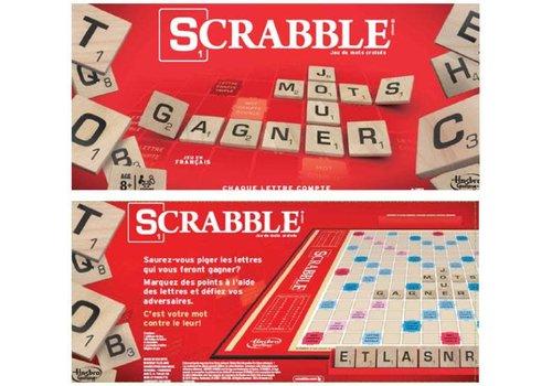 Hasbro Jeu Scrabble FR.