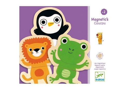 Djeco Magnetic's / Coucou
