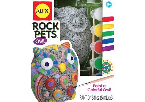 Alex ALEX Toys Craft Rock Pets Owl