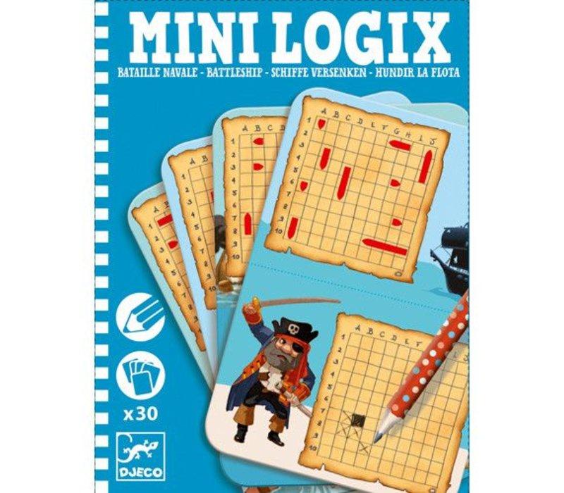 Mini logix / Battleship