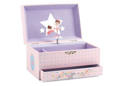 Djeco Jewelry box / Ballerina's melody