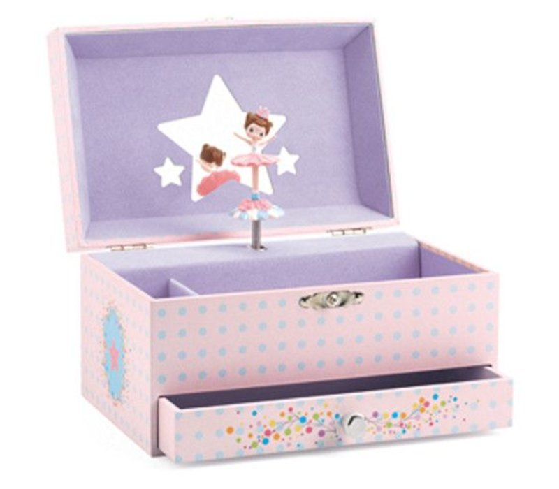 Jewelry box / Ballerina's melody