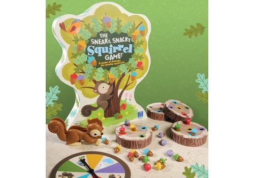 Educational Insight Sneaky Snacky Squirrel Game