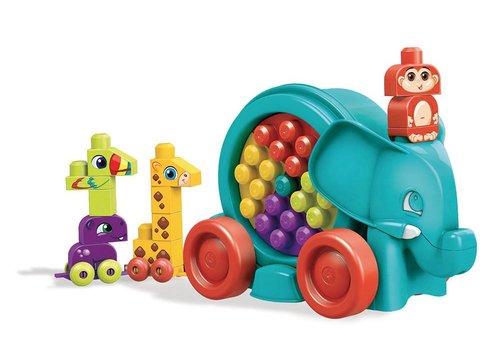 Mega Bloks La parade de l'éléphant