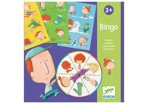 Djeco Bingo Saisons