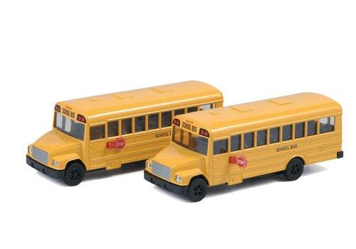 Autobus scolaire Die-cast
