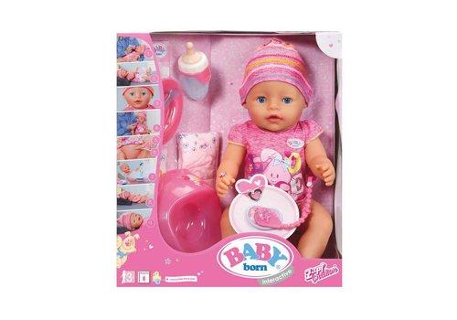 Baby Born-Poupée interactive 43cm