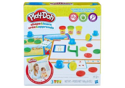 Hasbro Play-Doh Chiffres et Math