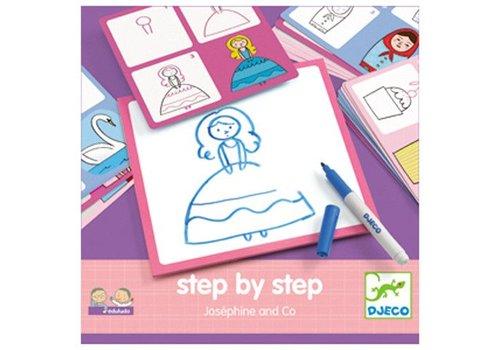 Djeco Eduludo / Step by step Josephine
