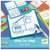 Djeco Eduludo / Step by step Arthur