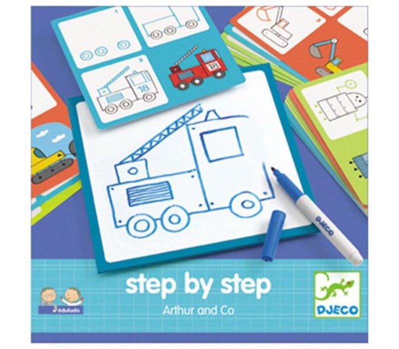 Eduludo / Step by step Arthur